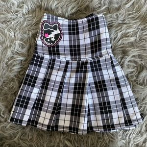 🖤 Jrs Size 13 Mini Pleated Skirt